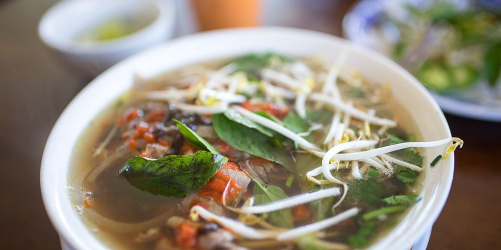 Pho Noodle Soup Pho Point Loma Grill